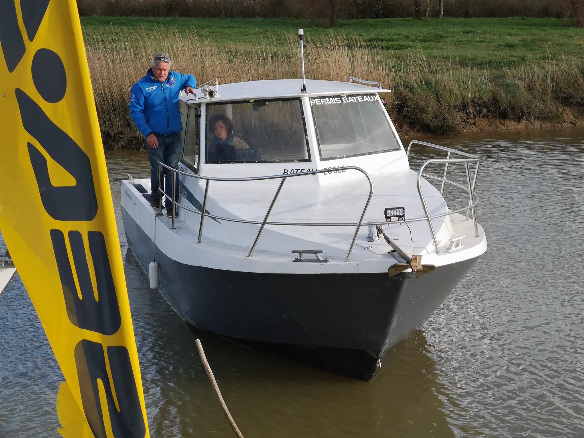 L'Inaola -  votre bateau école